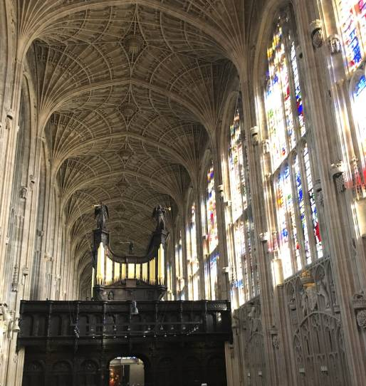 King's College - chapelle