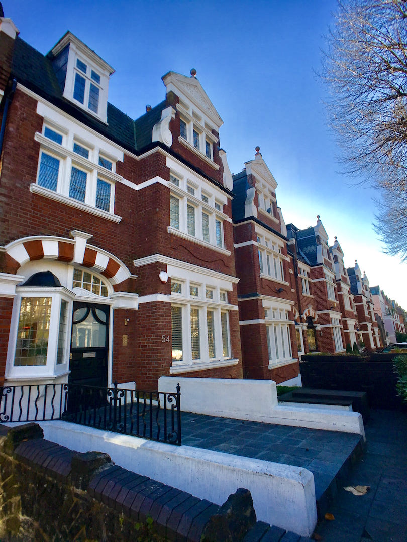 victorian house belsize
