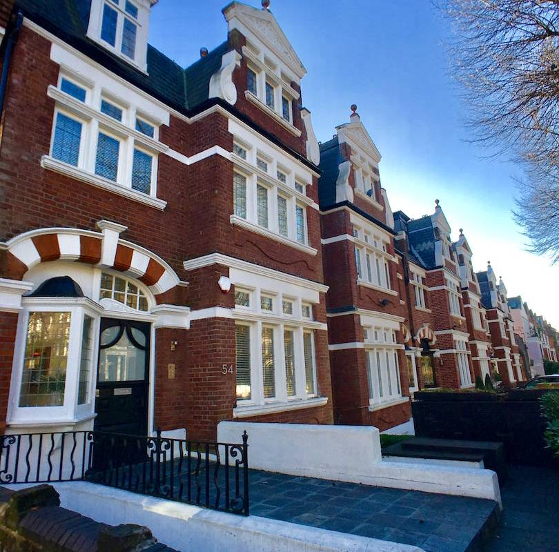 victorian house belsize