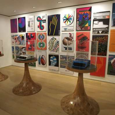 exhibition design museum, London