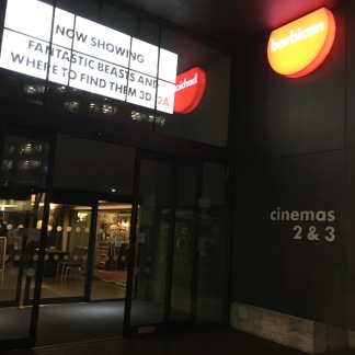 barbican cinema
