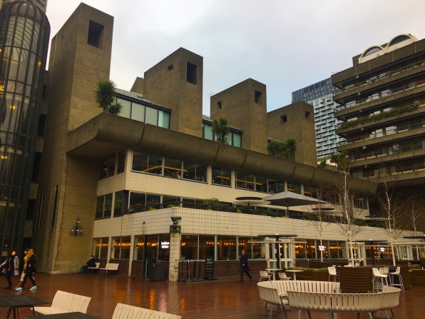 barbican outside