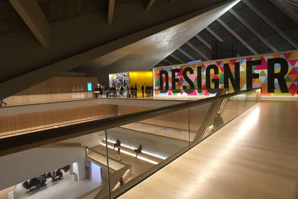 designer, exhibition, design museum, London
