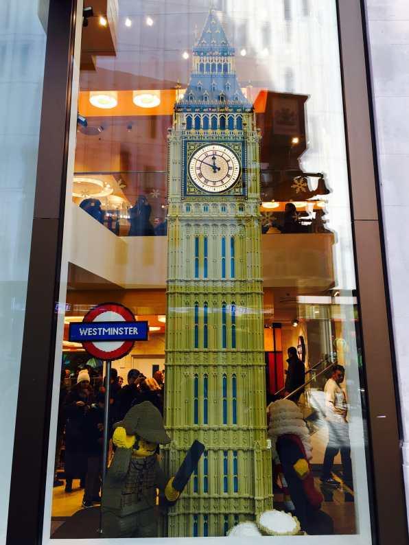 Big Ben, jouet, Lego, toy