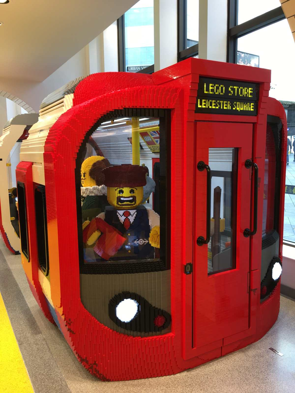 metro, tube, lego, jouet, toy, london