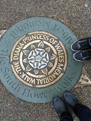 balade, hyde park, kensington, memorial, London