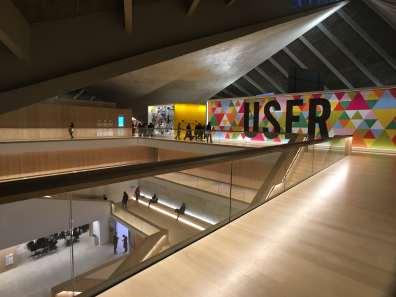 user, exhibition, design museum, London