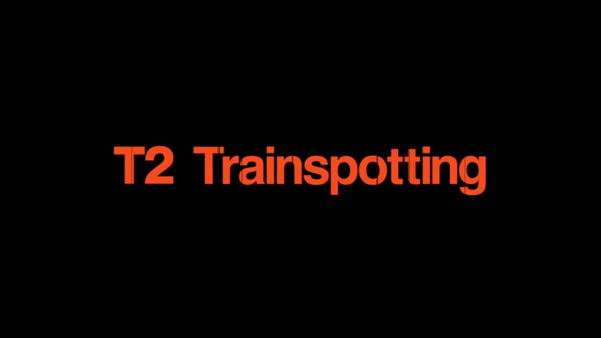 T2 Trainspotting, Danny Boyle
