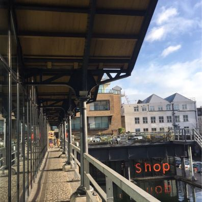 Dock Kitchen, Restaurant, trendy, portobello dock, london, tom dixon, design, interior