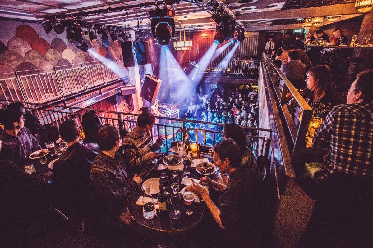 jazz café london
