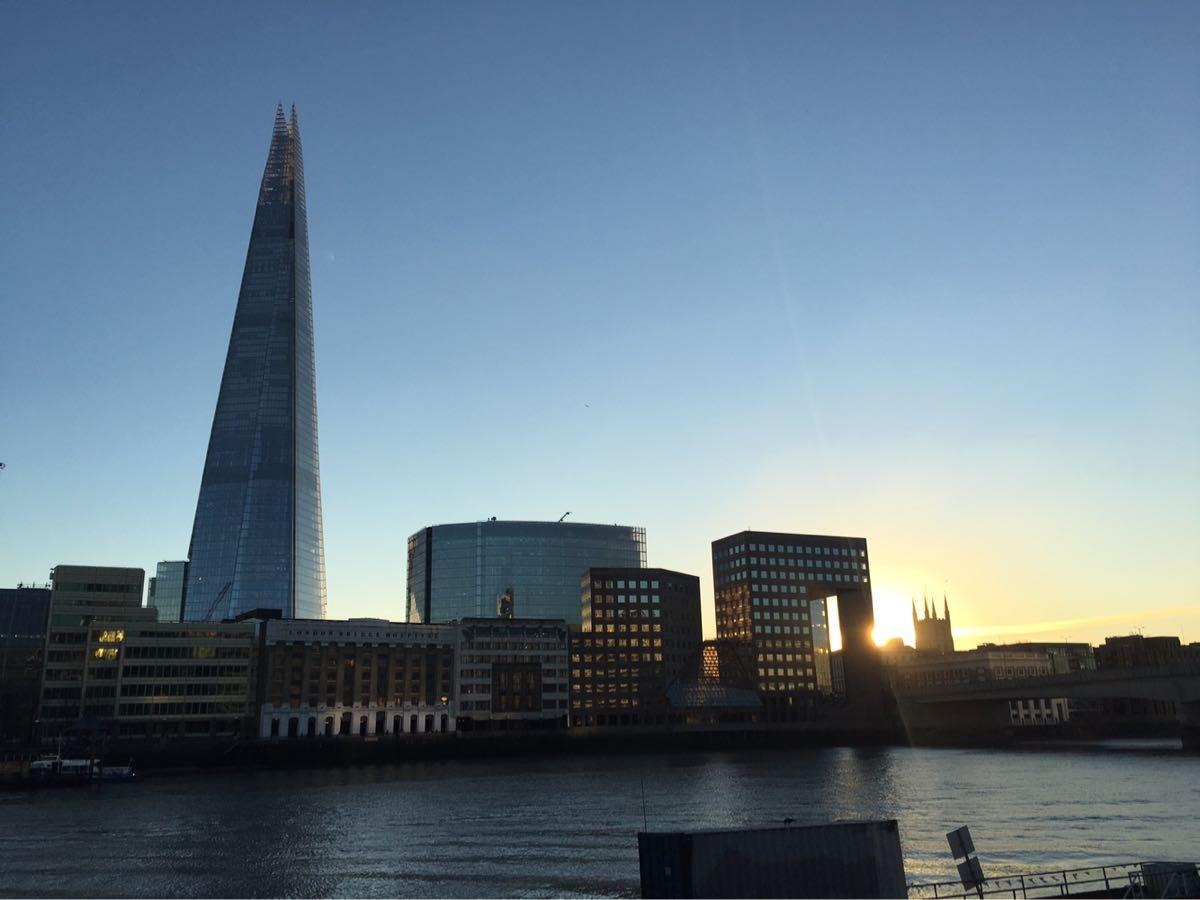 The Shard, River Thames, London