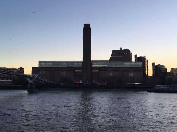 Tate Modern, River Thames, museum,London