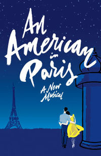 An american in Paris, Musical, London