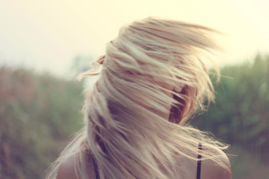 person-woman-girl-blonde-windy-march