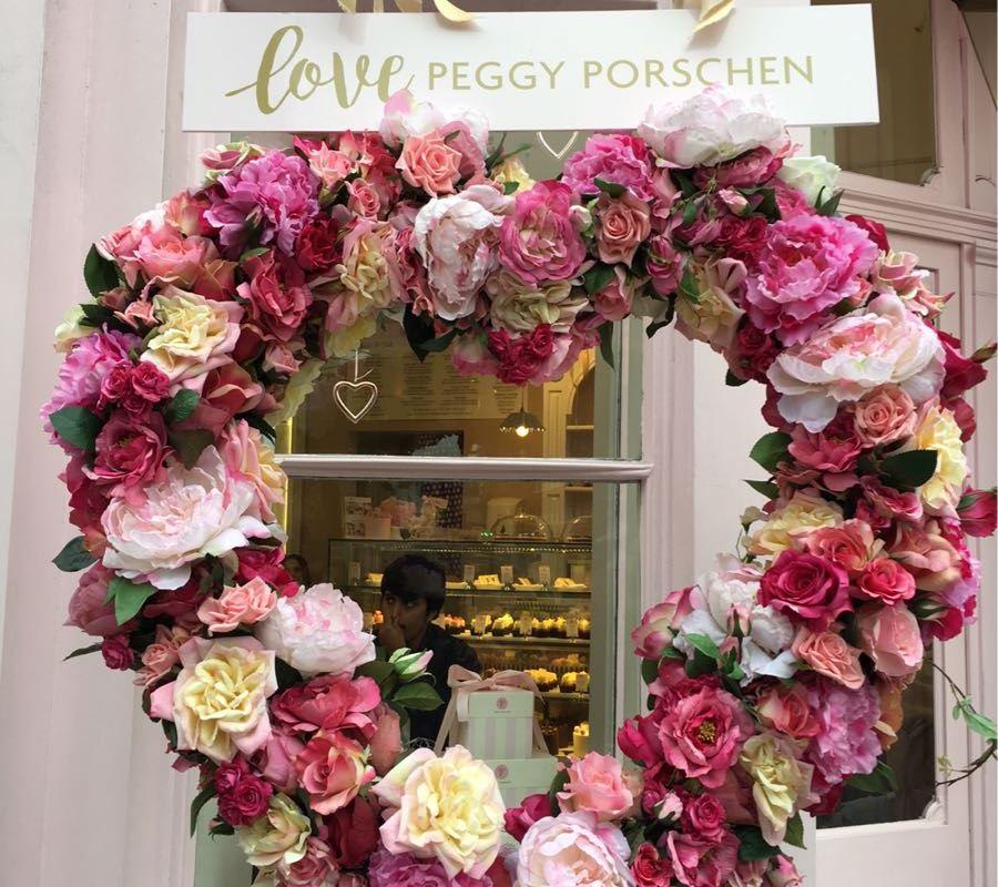 Peggy Porschen, Belgravia, London