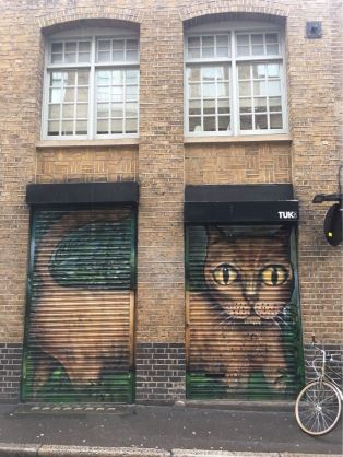 Street art, Rivington Street, London