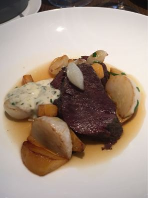 Aster Victoria, Restaurant, London, Ox Cheeks