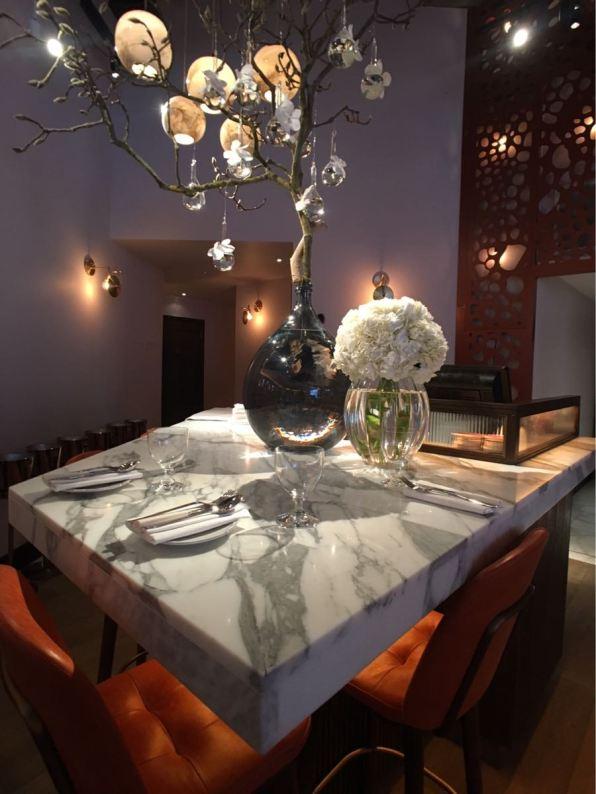 Aster Victoria, Restaurant, London, Russel Sage Studio, interior design