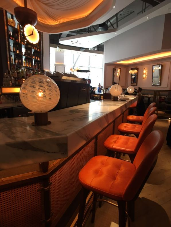 Aster Victoria, Café, London, Russel Sage Studio, interior design