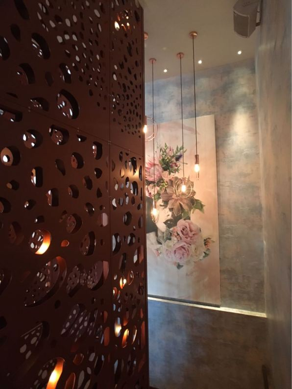 Aster Victoria, Restaurant, London, Russel Sage Studio, interior design