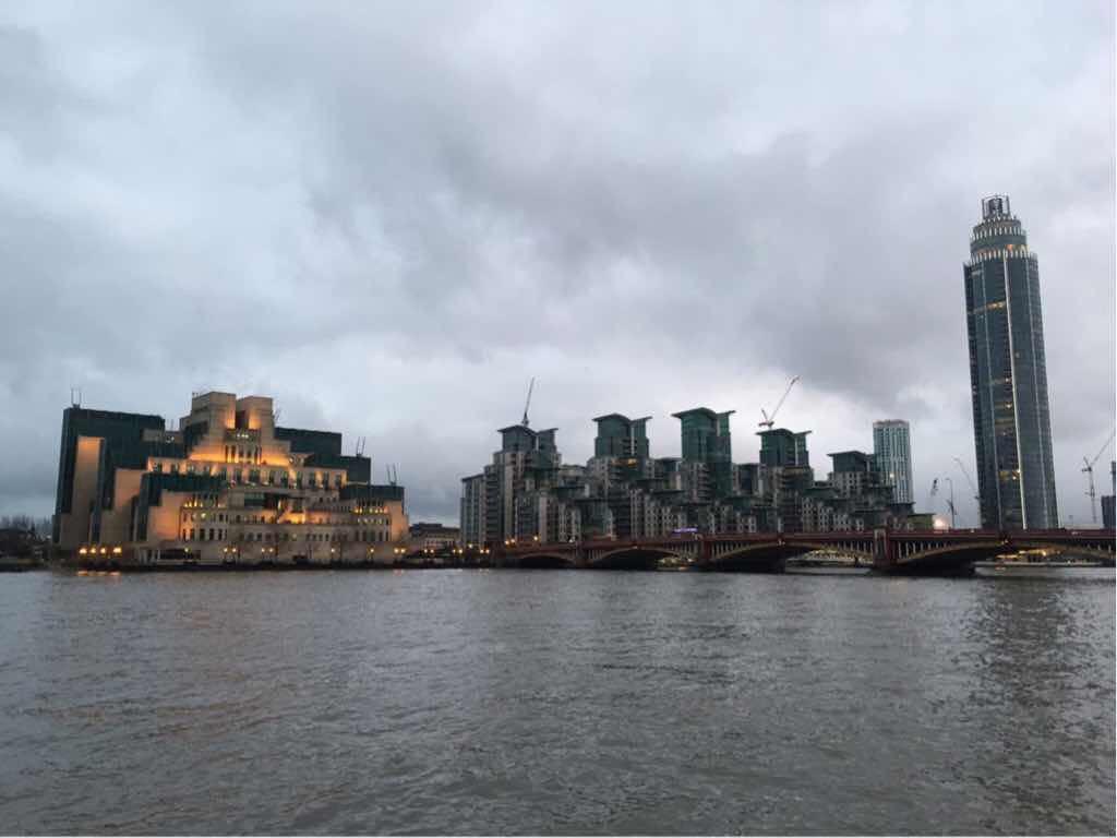 MI6, Vauxhall, London, James Bond