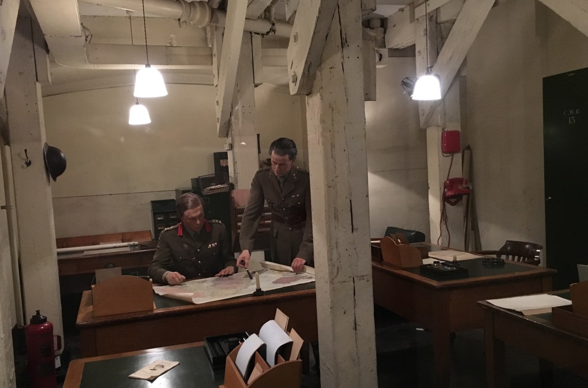 Churchill War Rooms10