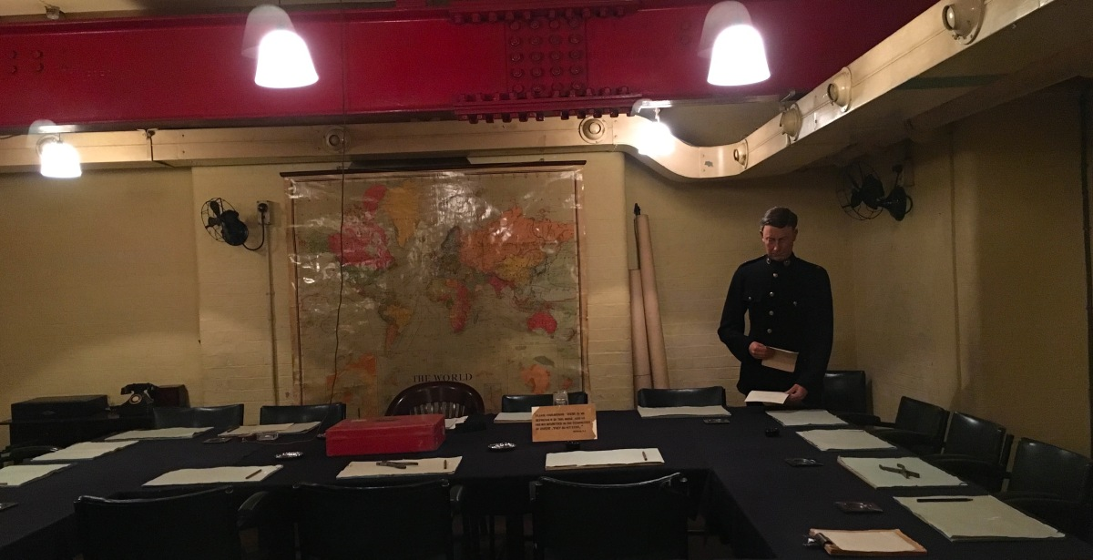 Churchill War Rooms3