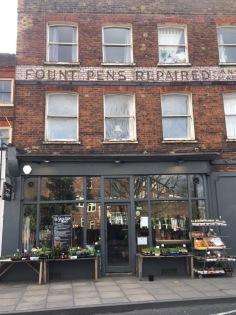 The Green Room Café, Stoke Newington, London