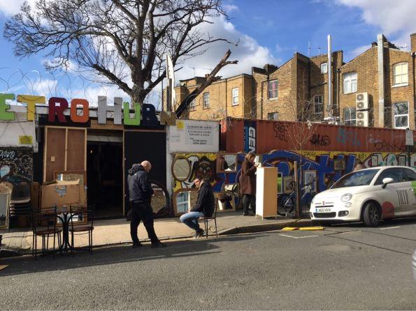 Metro Hub, Marton Road, Stoke Newington, London