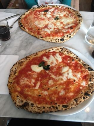 L'antica Pizzeria Da Michele, Stoke Newington, London