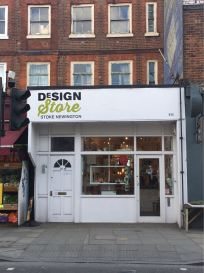Design Shop, Church Street, Stoke Newington, London