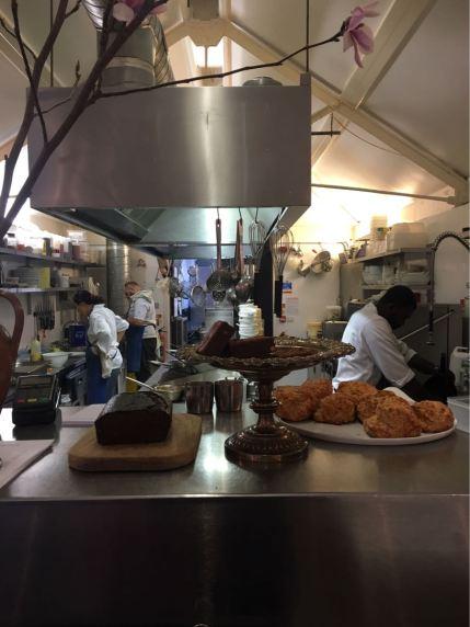 Rochelle Canteen, Shoreditch, London