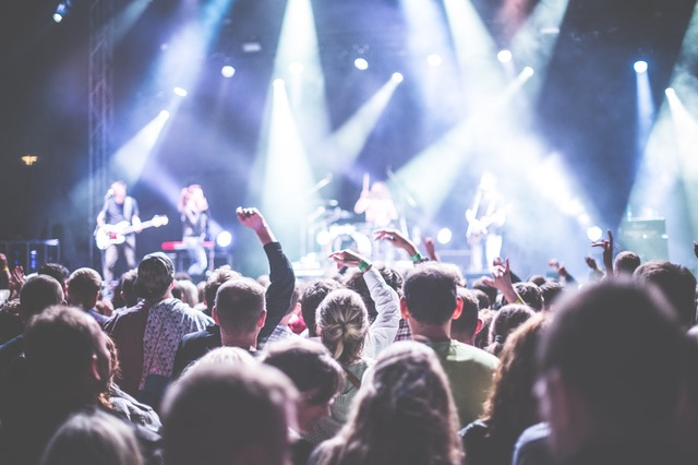 festival music - pexels