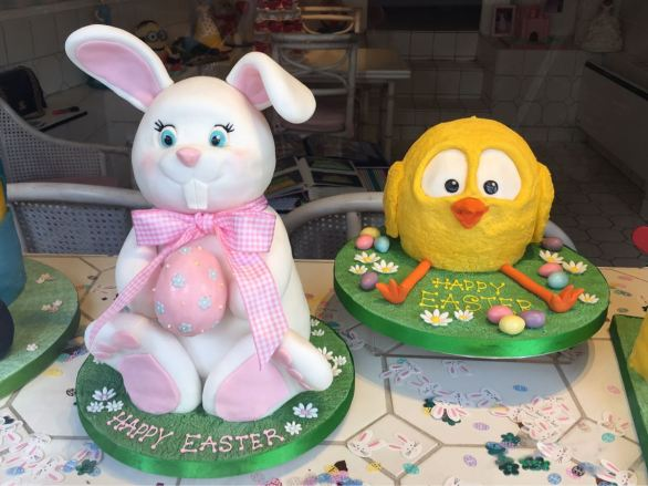 Easter chocolate, spotted in Chelsea, London