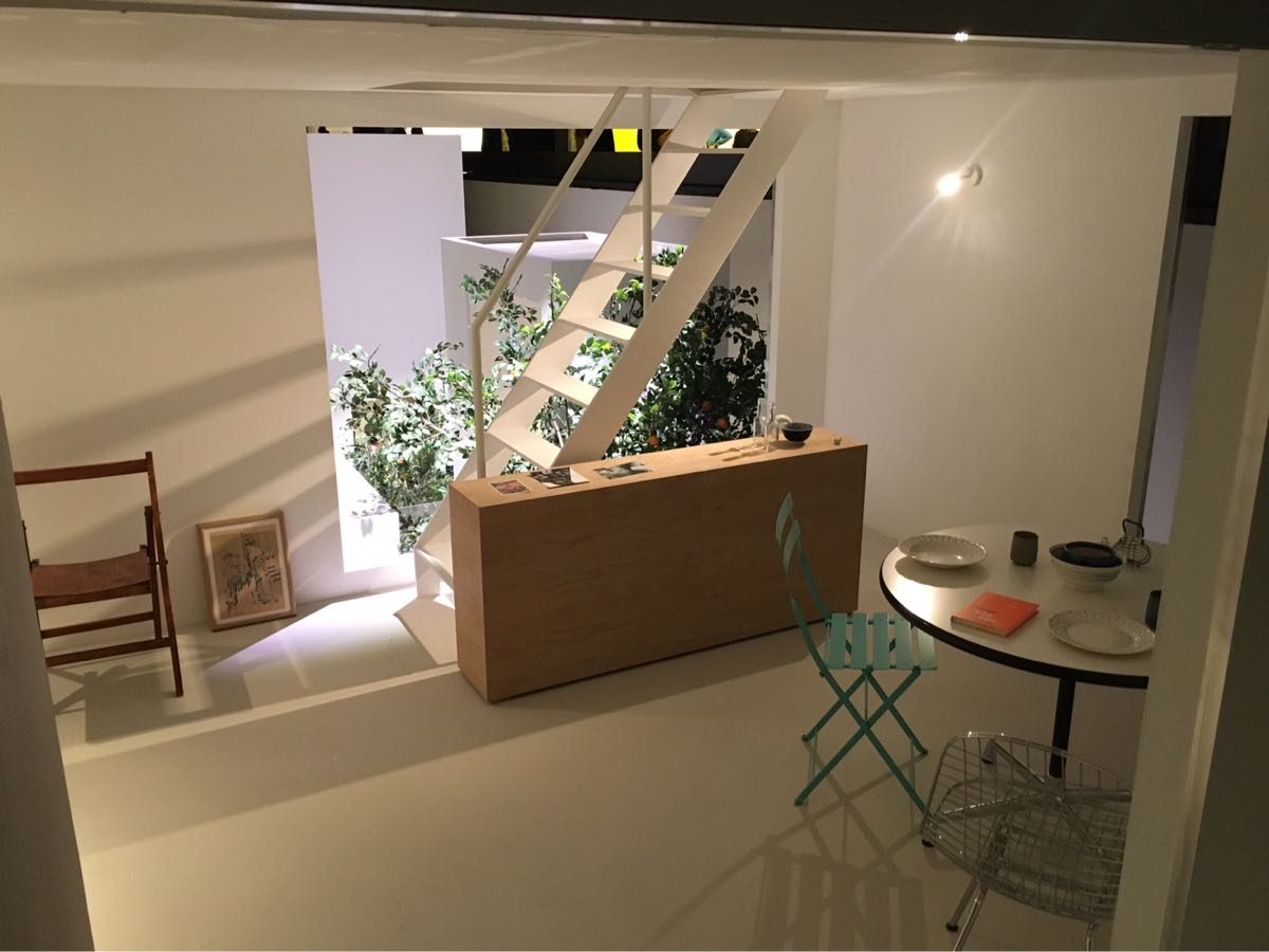 The Japanese House Exhibition, Barbican Center, London