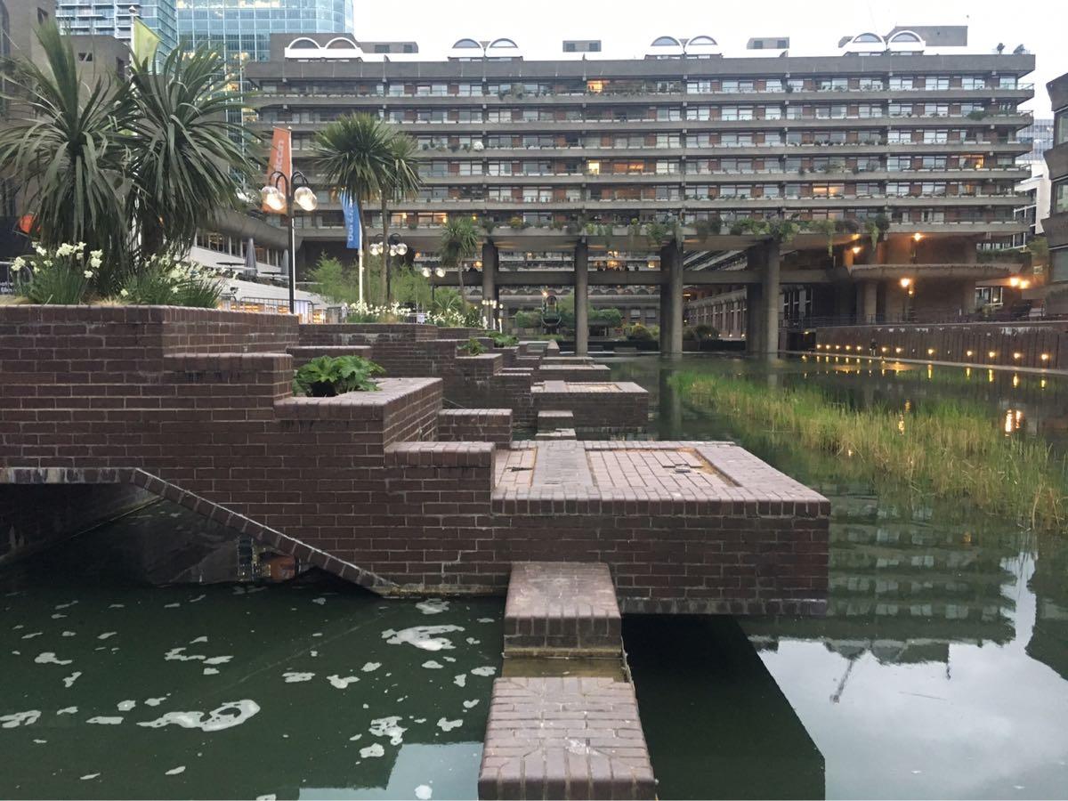 Barbican, Architecture, London
