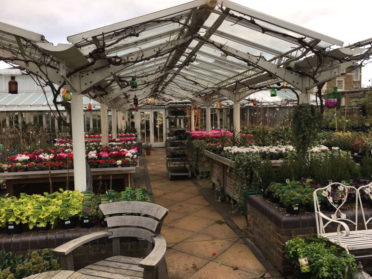 The Clifton Nurseries, London