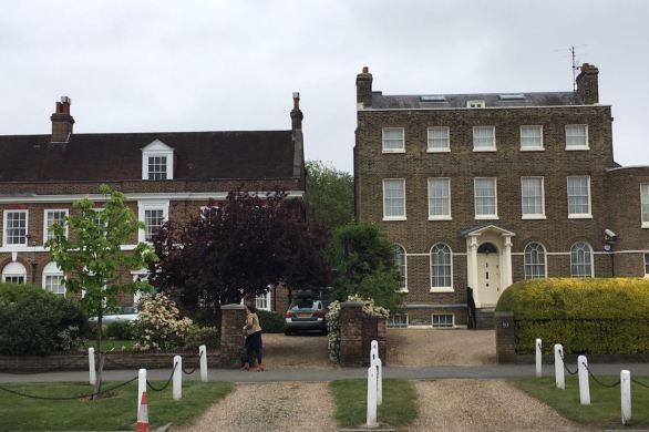 Dulwich Village, London