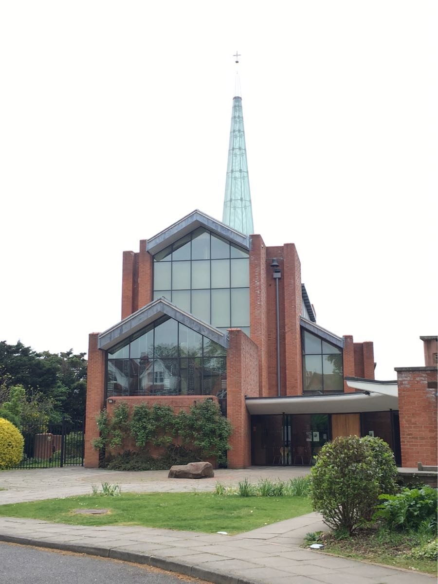 St Barnabas Church, Dulwich, London