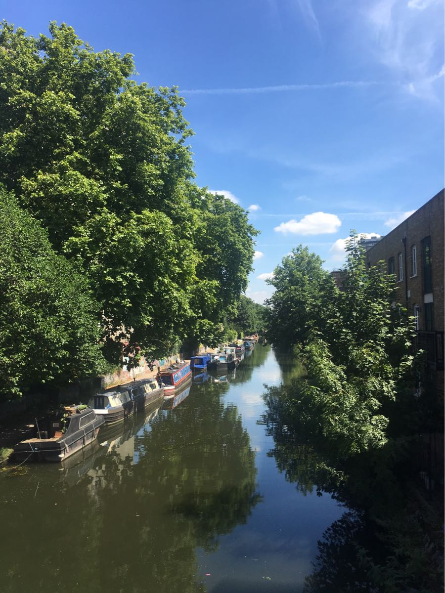 Hertford Union Canal