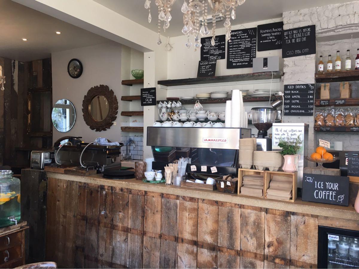 Loafing Café, East London
