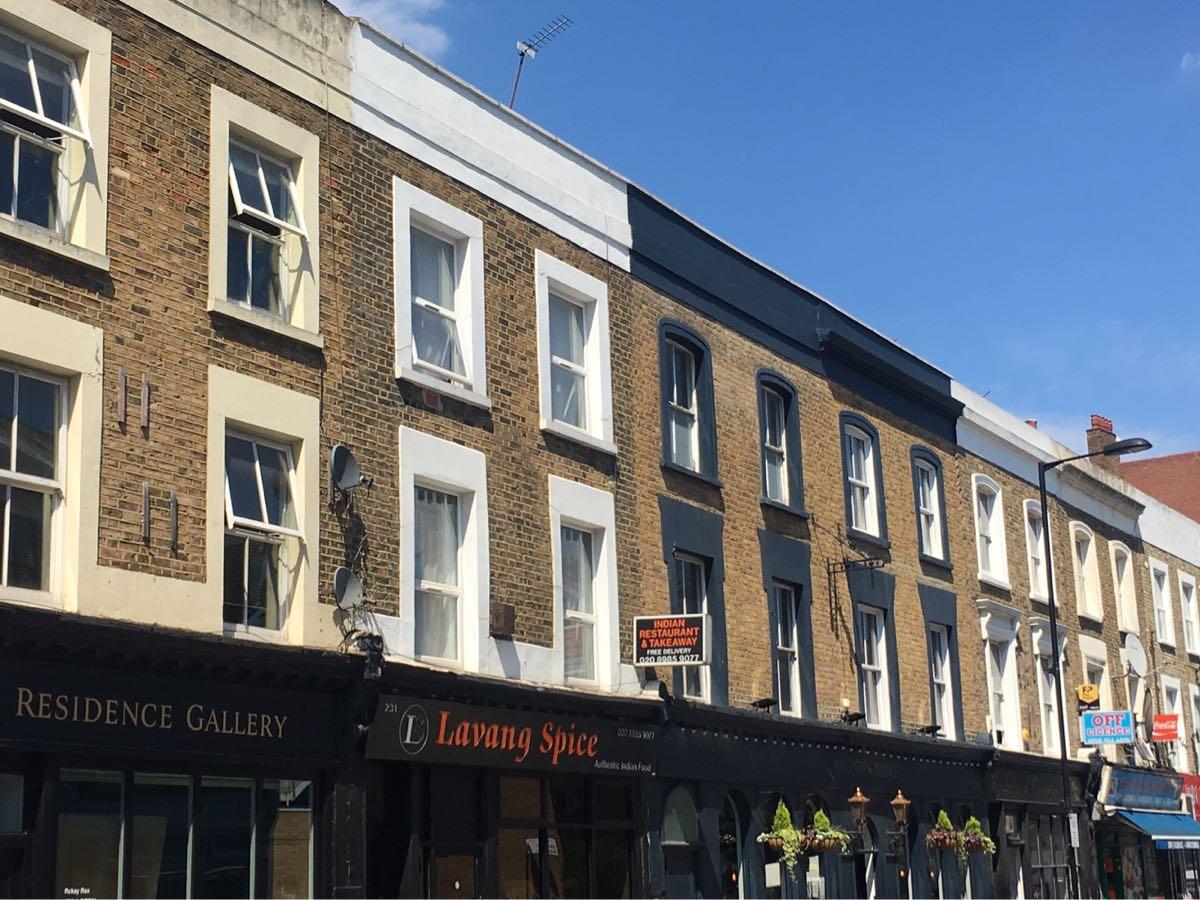 Lauriston Road, East London